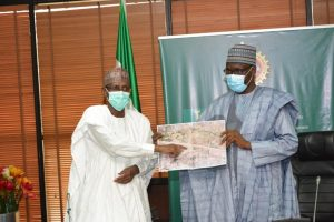 FCT BELLO,NNPC COVID-19: FCT Minister Lauds NNPC's Medical Initiatives
