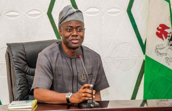 ENGR SEYI MAKINDE,OYO STATE GOVERNOR,Covid-19: Oyo receives N250 million CACOVID support
