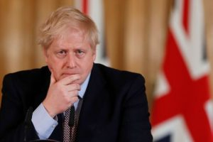 BRITISH PRIME MINISTER,BORIS JOHNSON,COVID 19: UK officially enters recession for first time in 11 years