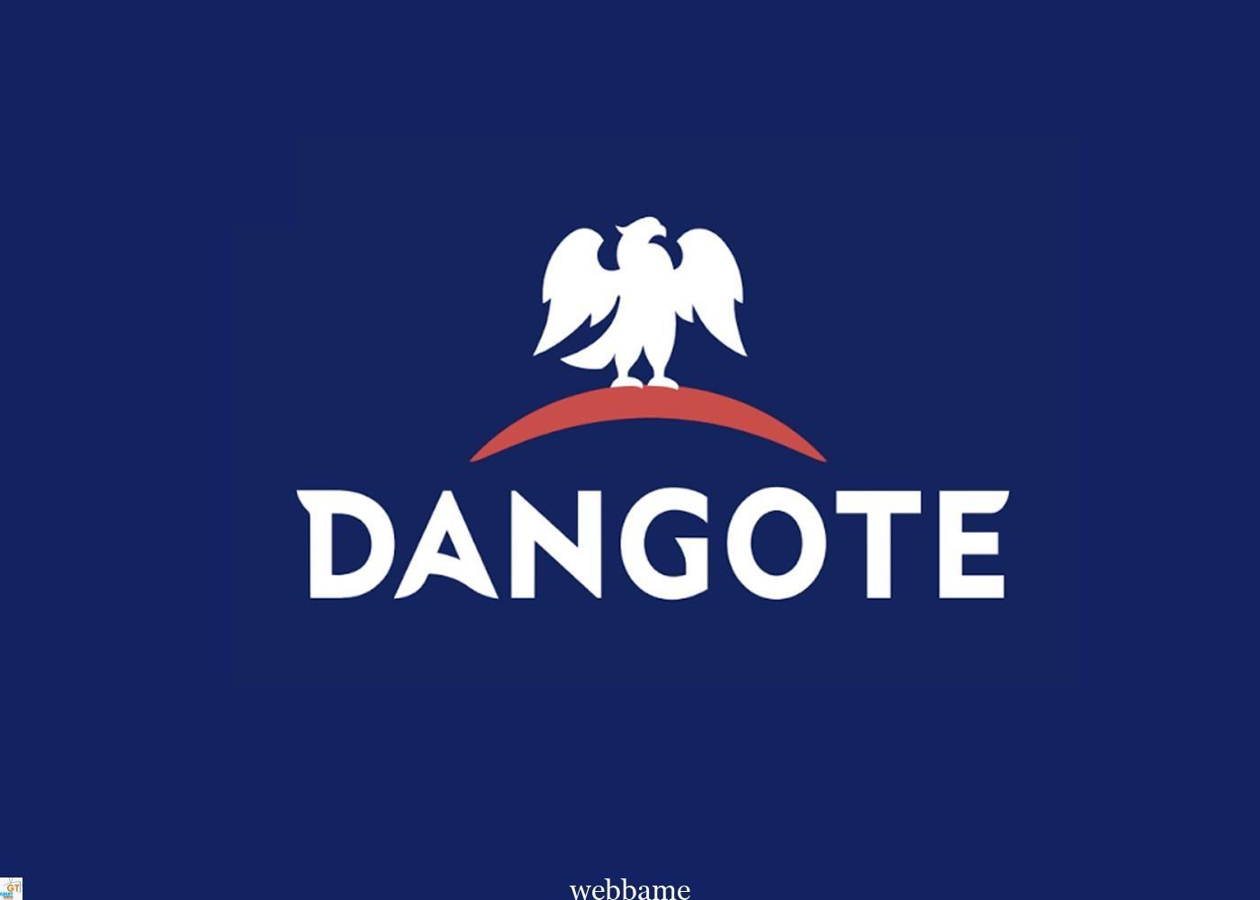 DANGOTE LOGO,GATEWAY TRADE FAIR: DANGOTE READY TO BOOST AGRIC ACTIVITIES THROUGH STARTEGIC INVESTMENTS